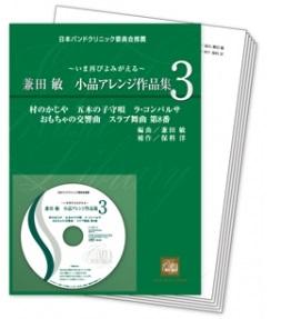 兼田敏 商品アレンジ作品集3